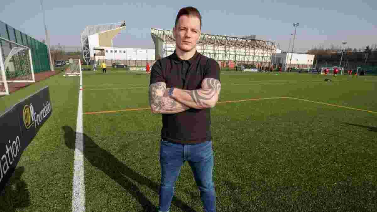 Шотландский игрок решил завершить карьеру в перерыве матча – два года назад он был в шаге от самоубийства