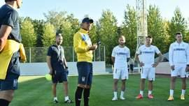 Шевченко оголосив розширену заявку збірної України на Євро-2020 – без Коноплянки, але з Буяльським і новачками