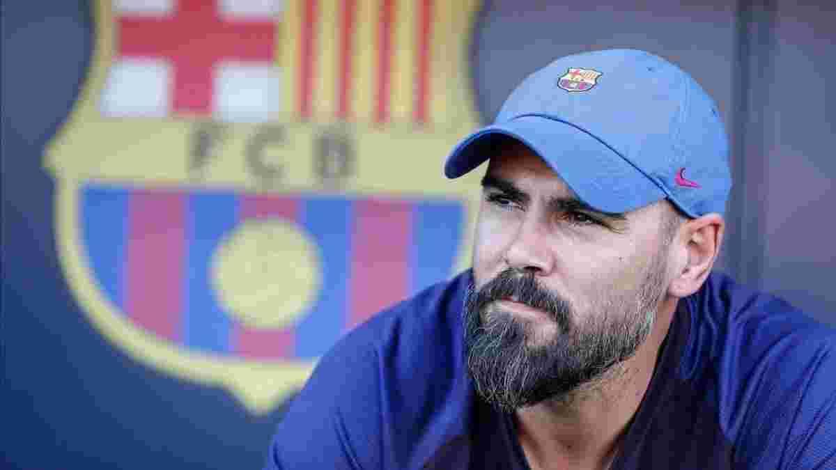 Вальдес снова вернется в Барселону – скандальному экс-киперу нашли должность