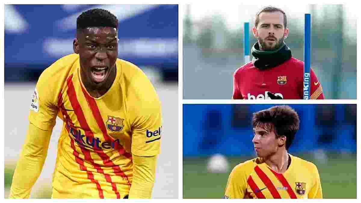 Барселона готова отдать в аренду звезду, за которую прошлым летом заплатила 60 миллионов евро