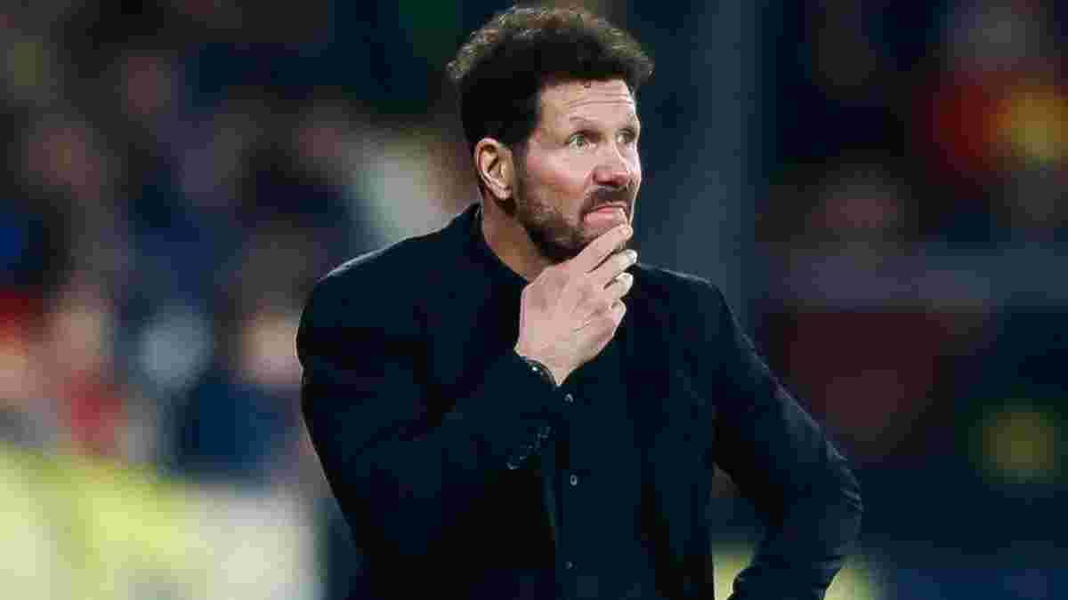 Симеоне стал рекордсменом по количеству матчей в Ла Лиге среди тренеров-аргентинцев