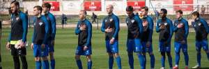 Вторая лига: Перемога разгромила Яруд в матче с шедевральным голом и двумя удалениями
