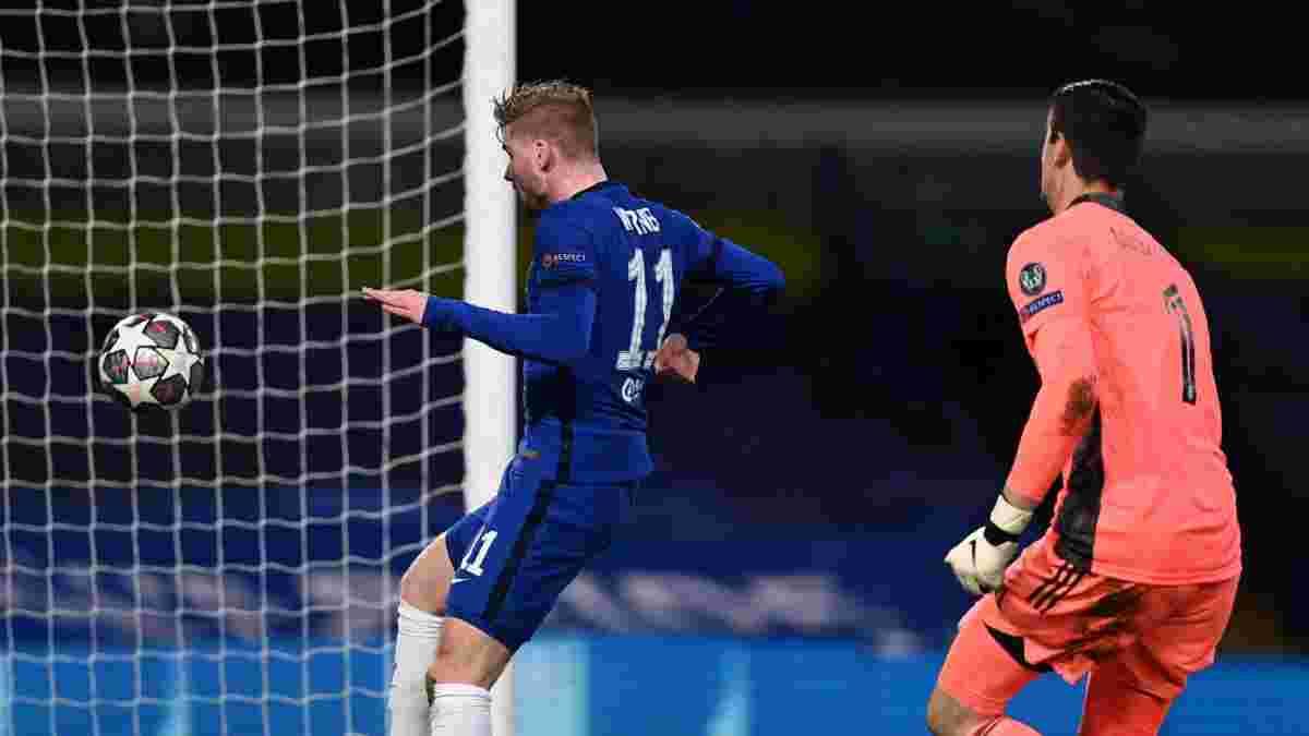 Челси – Реал Мадрид – 2:0 – видео голов и обзор матча