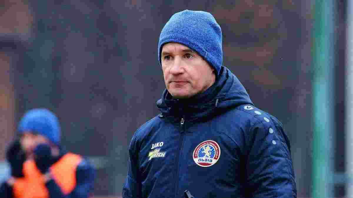 Шумський може очолити клуб Першої ліги