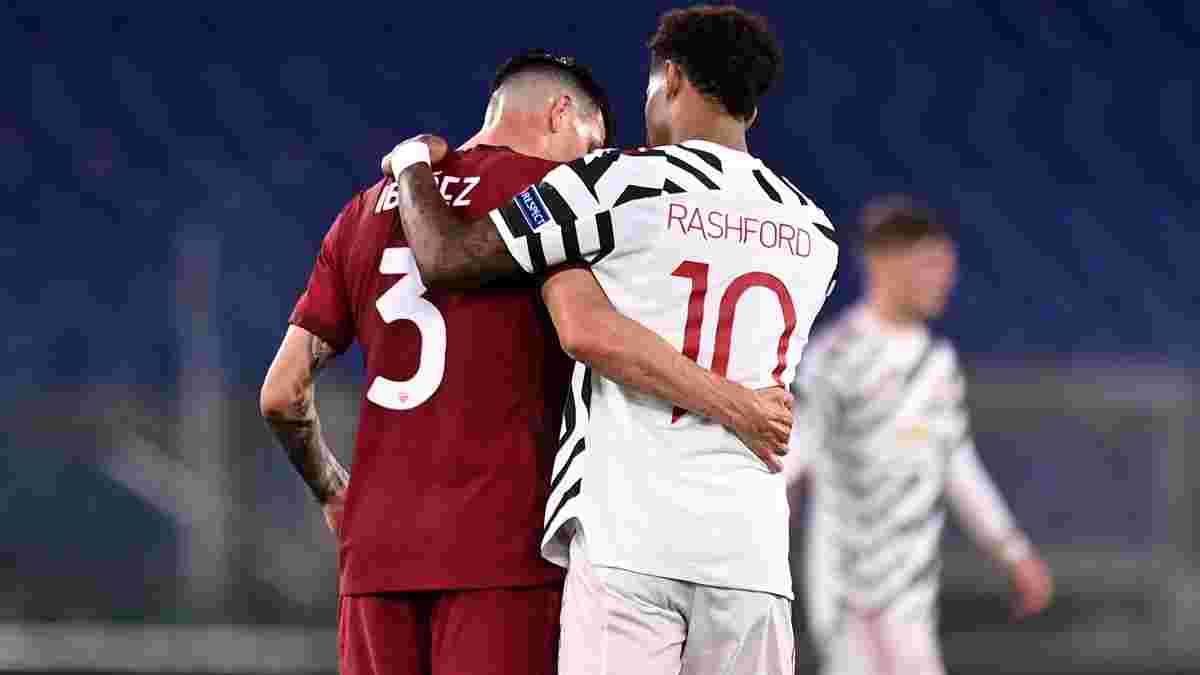 Рома – Манчестер Юнайтед – 3:2 – відео голів та огляд матчу