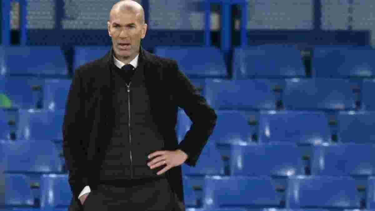 Челсі – Реал: Зідан пояснив, чому лондонці заслужили на вихід у фінал ЛЧ