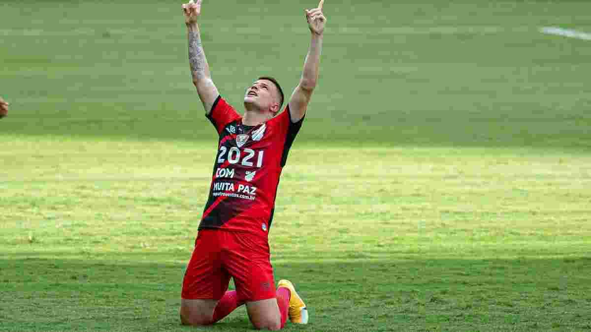 Динамо зацікавилось бразильським форвардом, – Calciomercato