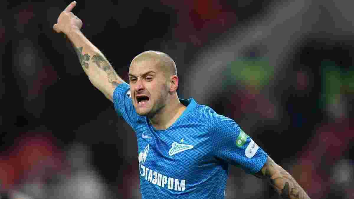 Ракицкий может покинуть Зенит – заменить защитника должна трансферная цель Динамо