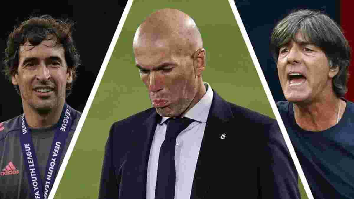 Реал выбирает преемника для Зидана – на пути Рауля остались два топ-кандидата