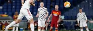 Бомбардир Манчестер Юнайтед, хавбек Ромы и еще 2 героя претендуют на титул игрока недели Лиги Европы