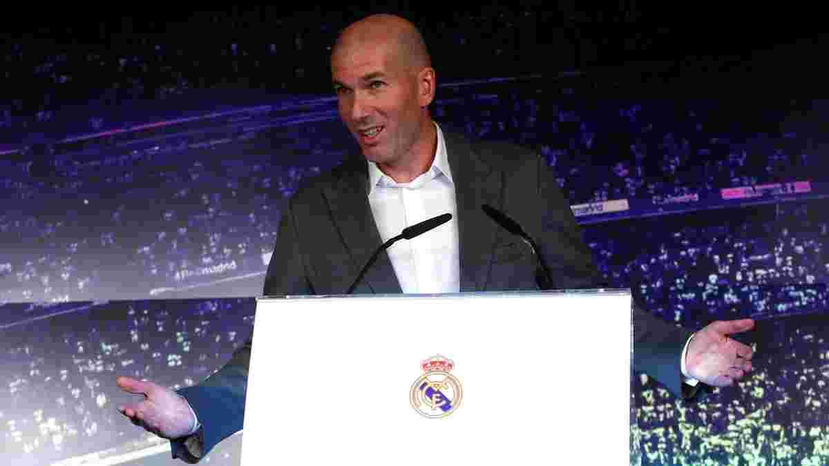 Зідан може проміняти Реал на Серію А