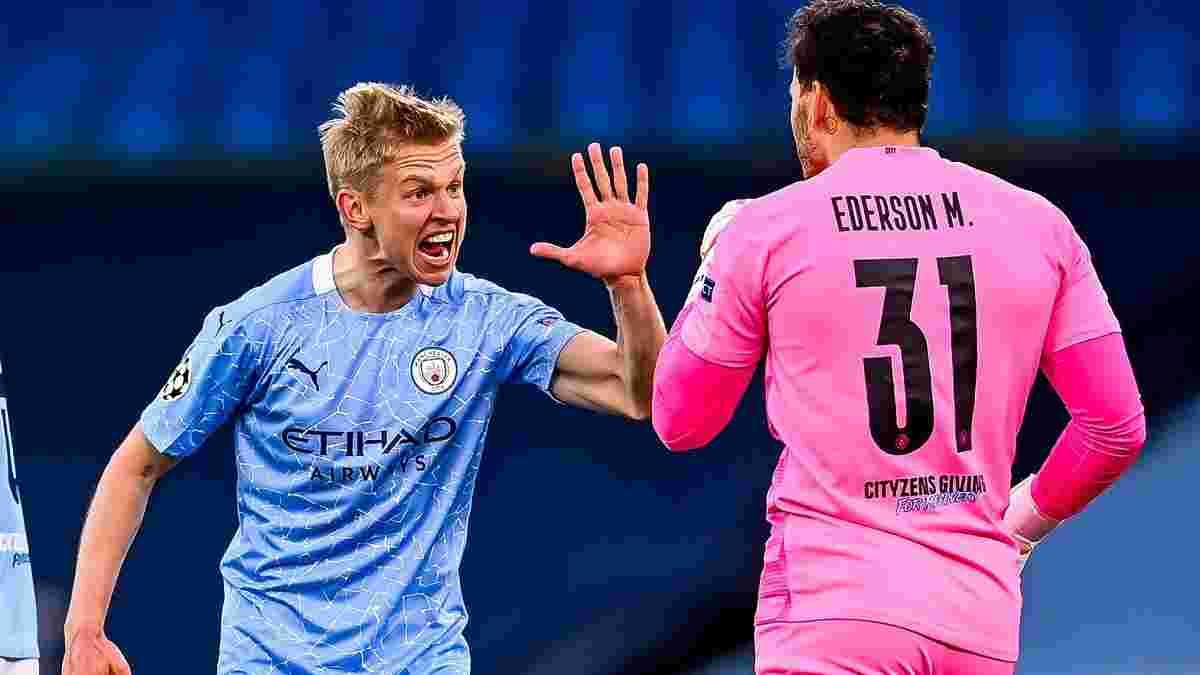 Гендиректор Уфы: Если Манчестер Сити выиграет Лигу чемпионов, попросим Зинченко привезти трофей