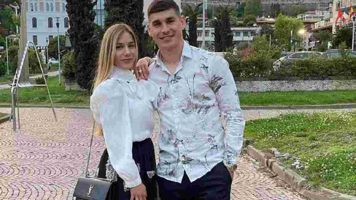 Дружина Маліновського зізналась, де хоче жити сім'я футболіста після завершення кар'єри