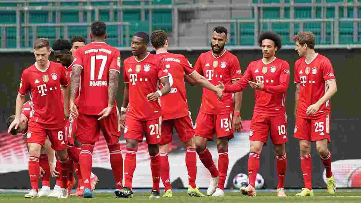 Баварія стала чемпіоном Бундесліги – мюнхенці здобули Салатницю 9-й раз поспіль