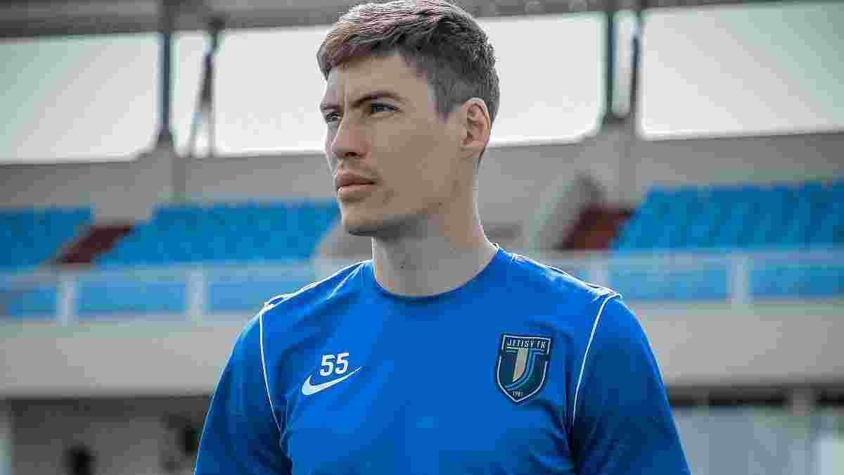 Экс-защитник Олимпика перешел в последнюю команду чемпионата Казахстана
