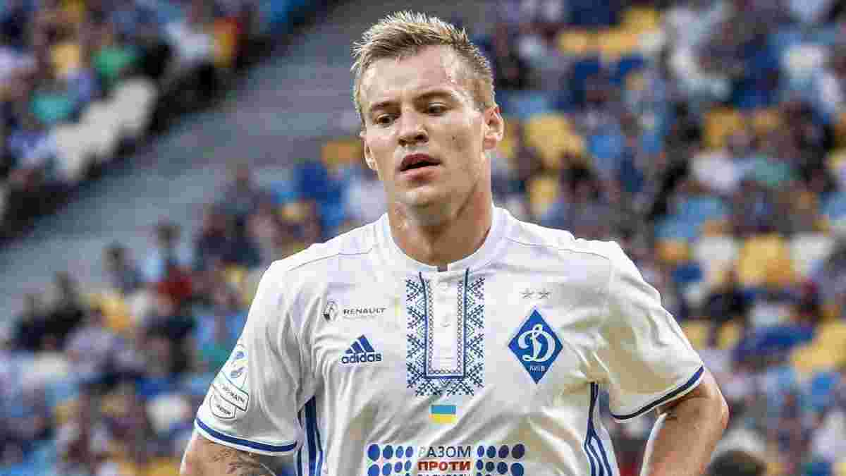Шепелєв виділив найсильніших гравців Динамо серед тих, з ким доводилось грати