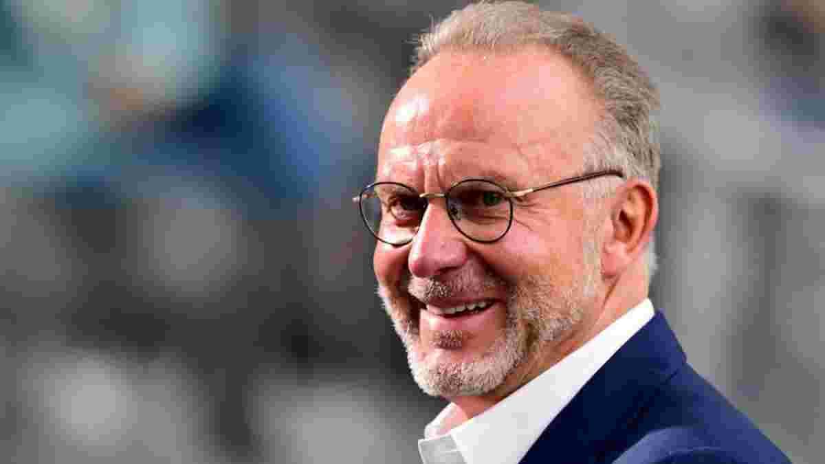 Румменигге: Бавария получила пятую звезду и будет носить ее на футболке долгие годы