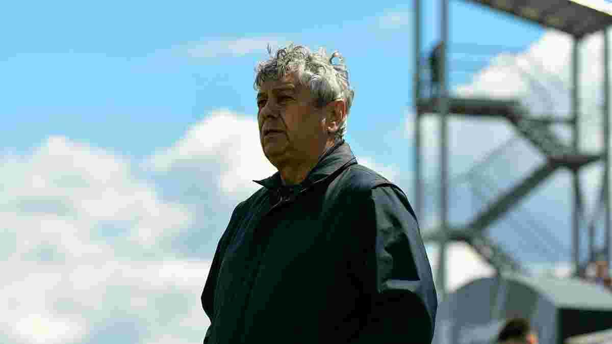 Луческу визнаний найкращим тренером останнього туру УПЛ
