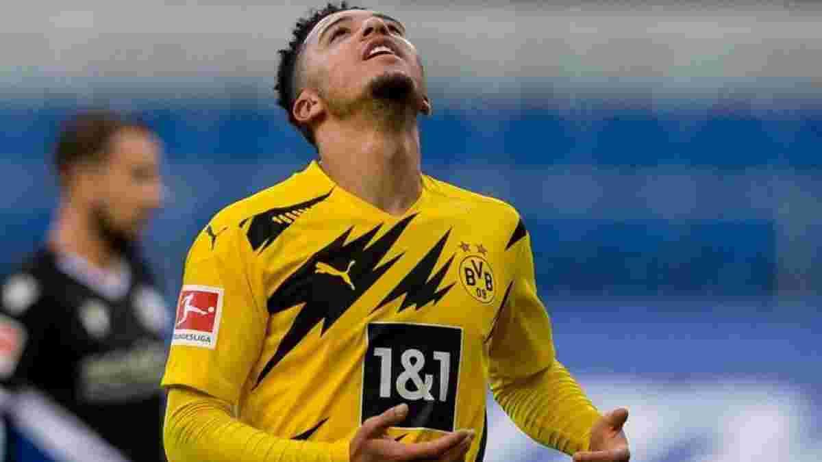 Баварія увімкнулась у перегони за трансфер Санчо