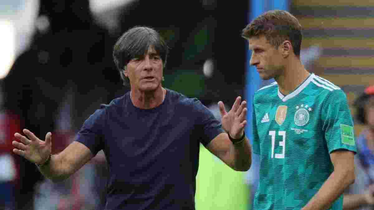 Льов поверне у збірну Німеччини одного із трьох зіркових вигнанців – фахівець особисто запросив футболіста