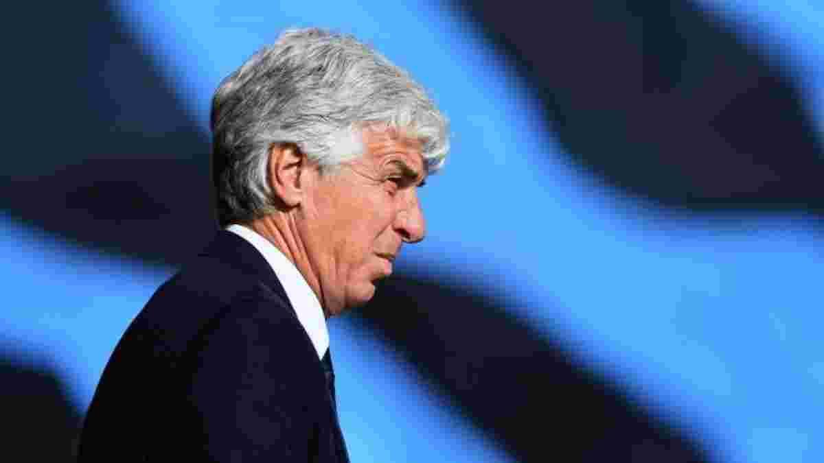Гасперіні уникнув суворого покарання за витівку під час допінг-тесту гравця Аталанти