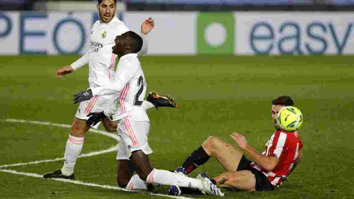 Реал втратив ще двох основних захисників перед завершальними поєдинками сезону