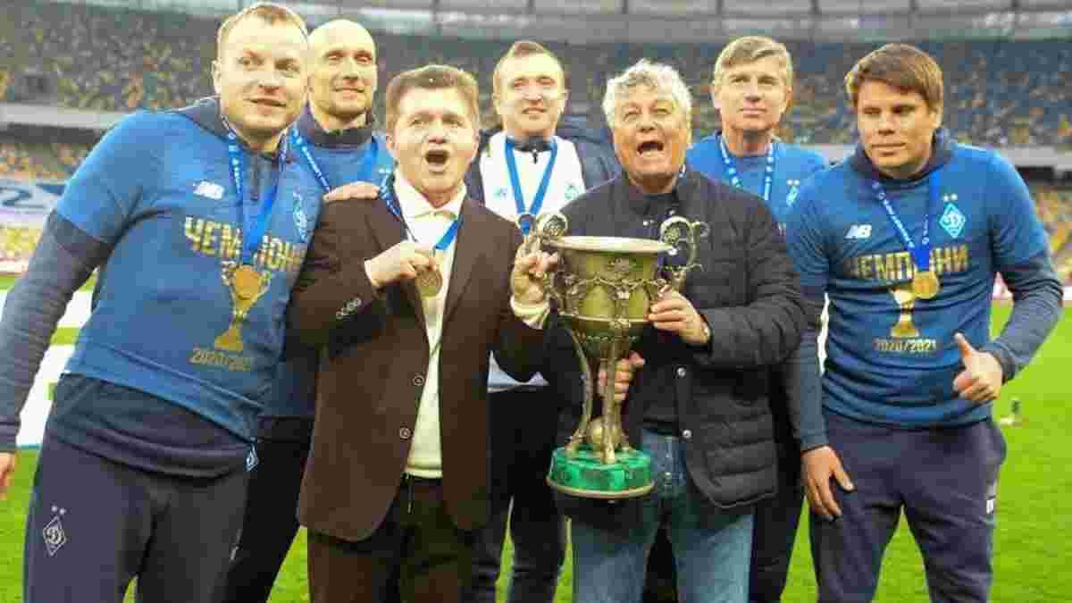 Луческу нашел дополнительную цель, чтобы мотивировать игроков Динамо перед финалом Кубка Украины
