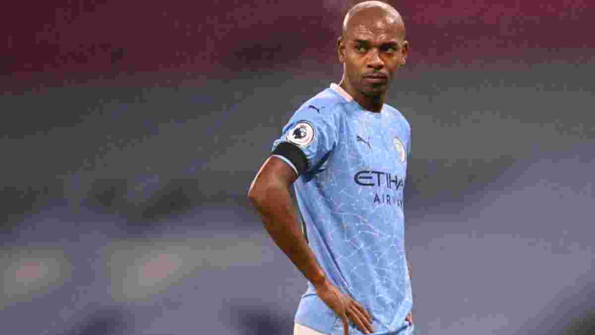 Фернандиньо подпишет новое соглашение с Манчестер Сити, – The Telegraph