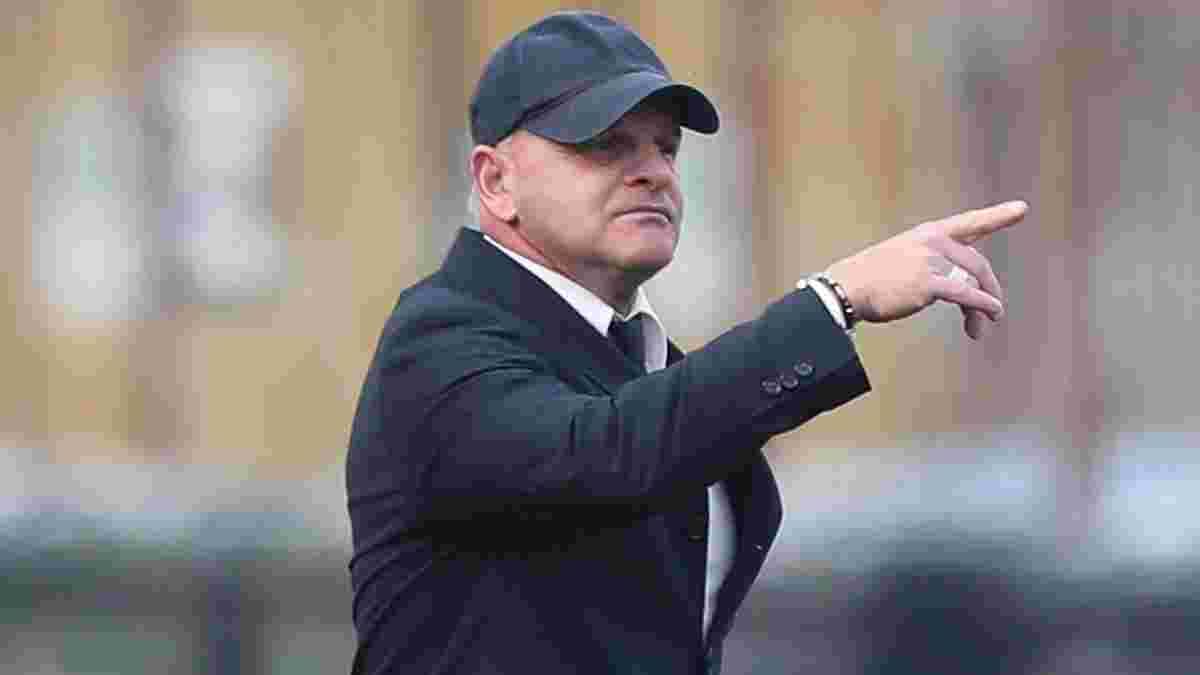 Наставник Фіорентини покине клуб по завершенні сезону