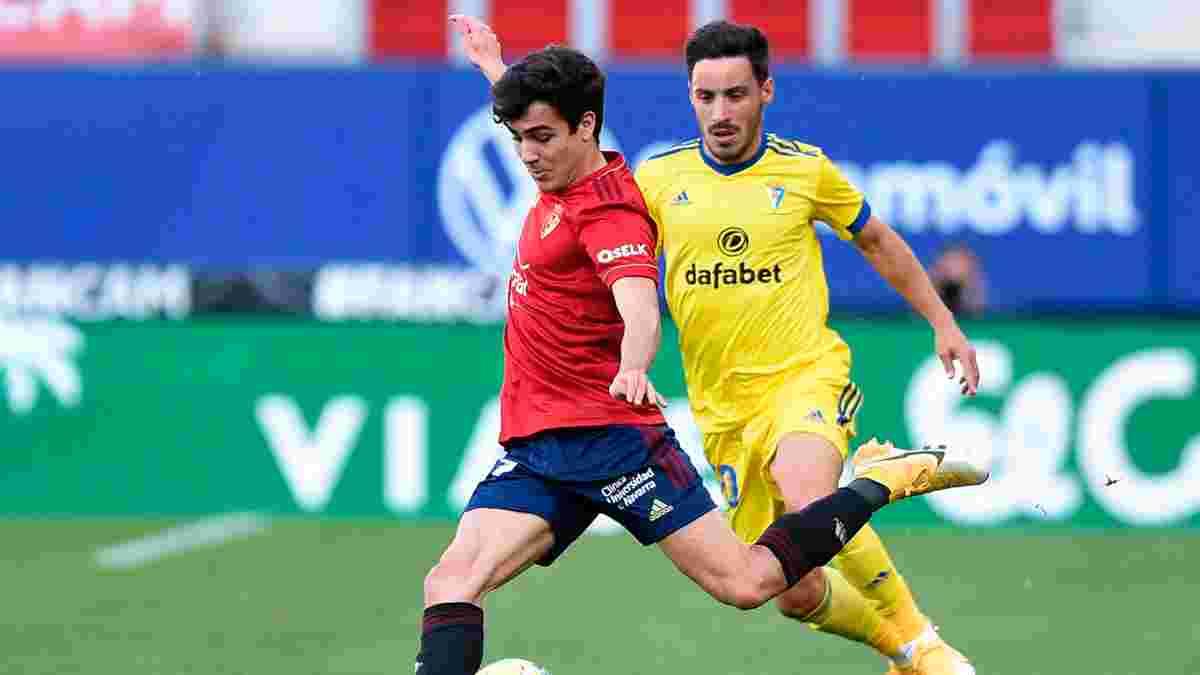 Алавес переміг Ельче й відірвався від зони вильоту, Осасуна перестріляла Кадіс у матчі з п'ятьма голами