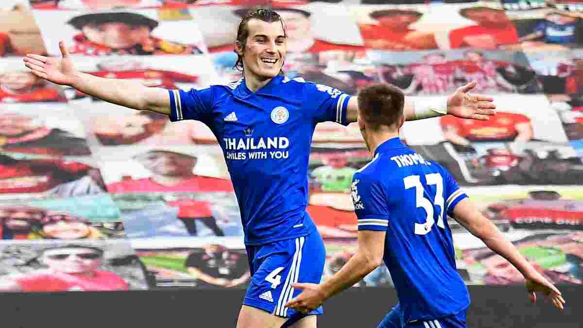 Лестер обыграл резервистов Манчестер Юнайтед, вручил Зинченко титул и отдалил Ливерпуль от Лиги чемпионов