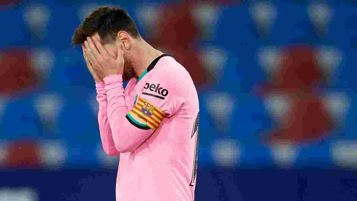 Барселона розписала нічию з Леванте у битві з шістьма голами – каталонці ризикують відпустити Реал і Атлетіко у відрив