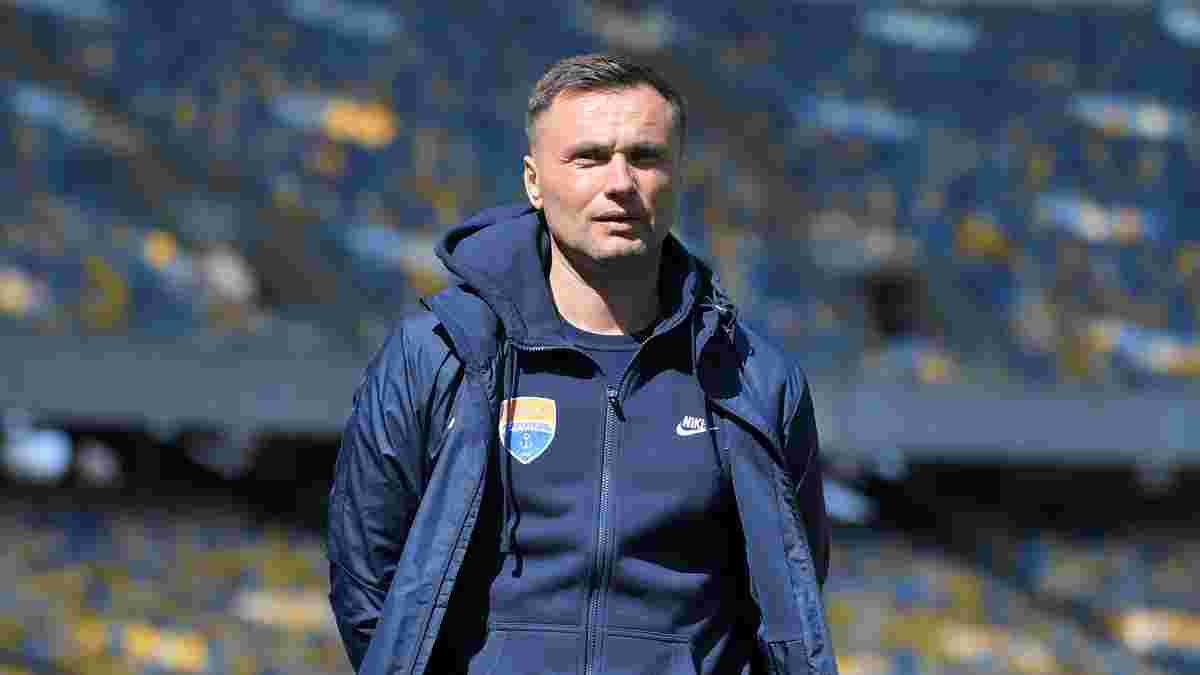 Маркевич признался, почему решил остаться в Мариуполе, и озвучил планы на следующий сезон