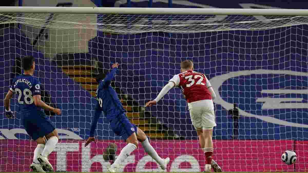 Арсенал победил Челси и обострил борьбу за топ-4 – финалист ЛЧ привез курьезный гол и проиграл с роковым нефартом