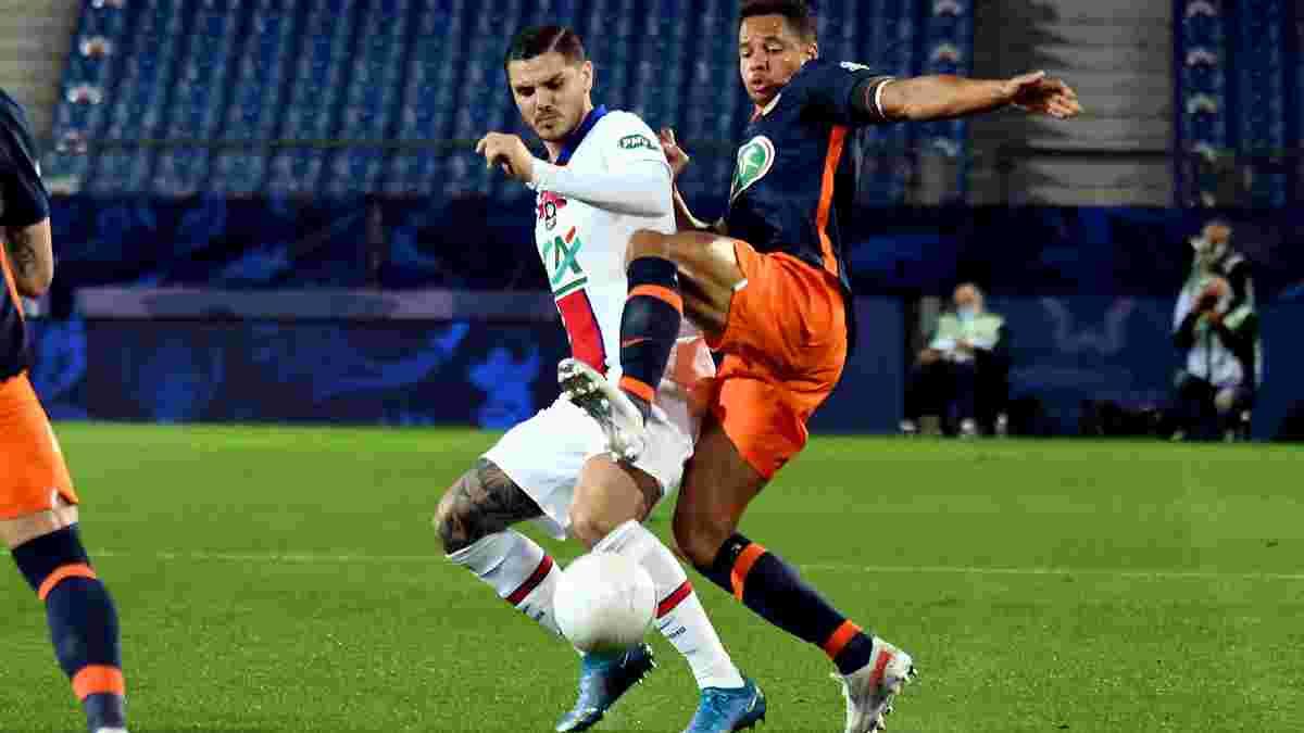 ПСЖ в серии пенальти дожал Монпелье и вышел в финал Кубка Франции – Мбаппе отметился дублем