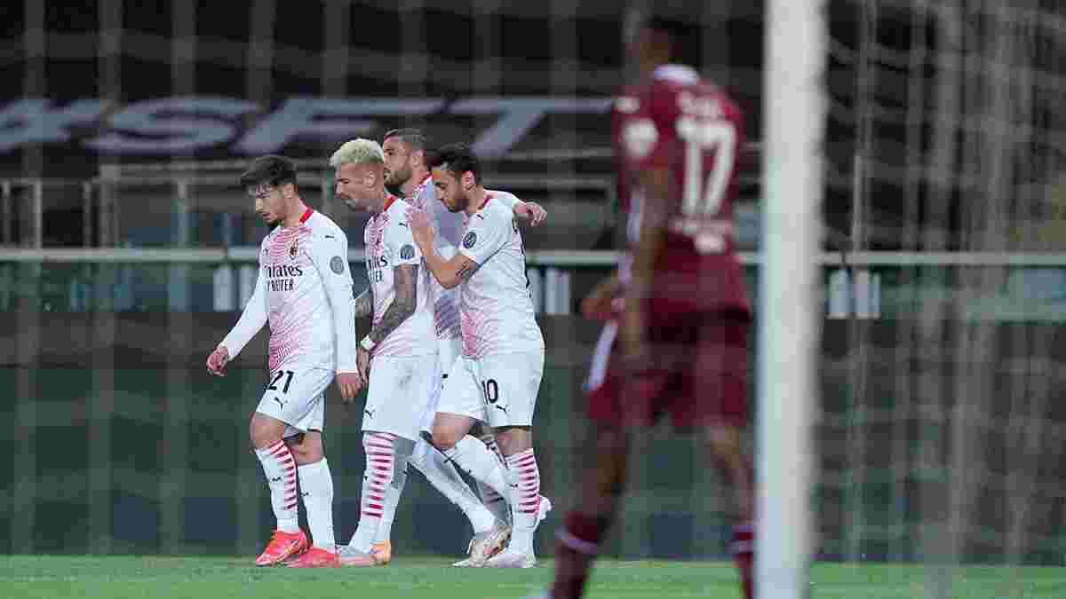 Хет-трик Ребича и дубль Эрнандеса в видеообзоре сумасшедшего матча Торино – Милан – 0:7