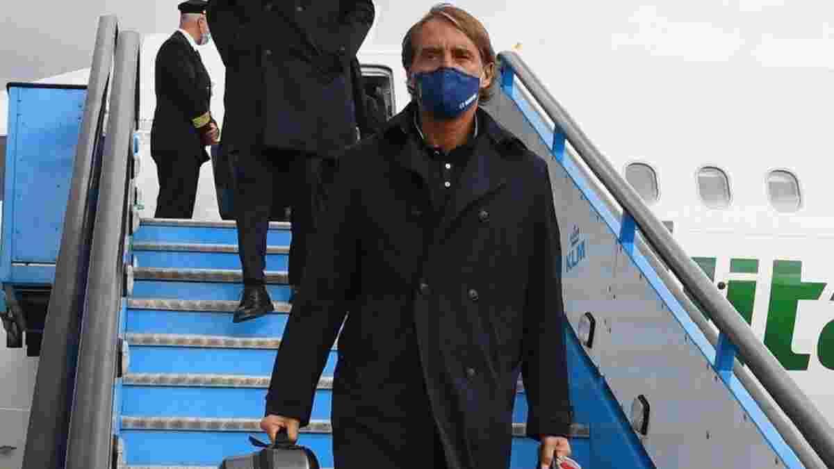 Манчини продолжит работу в сборной Италии – тренеру готовят новый контракт