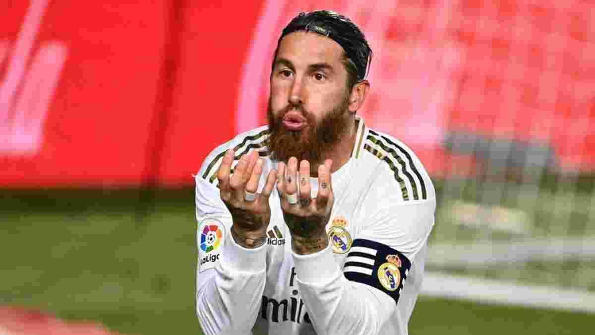 Рамос отримав розкішну пропозицію від ПСЖ – у французів є солідний козир перед Реалом
