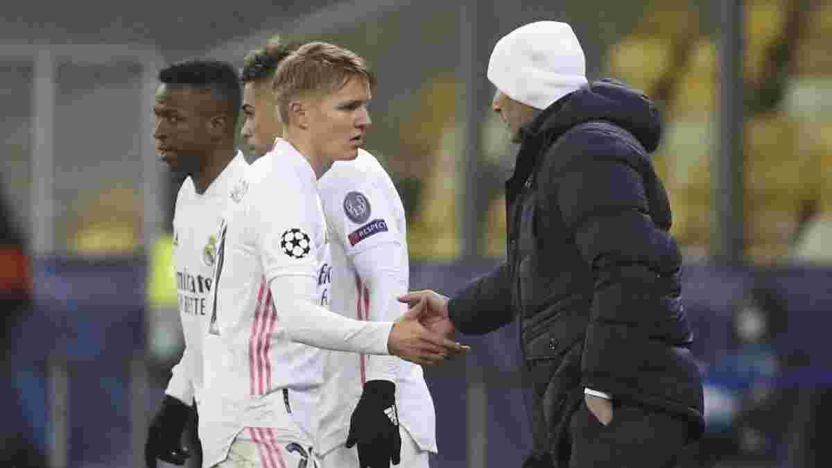 Зидан признал кадровую ошибку, которая может стоить Реалу чемпионства
