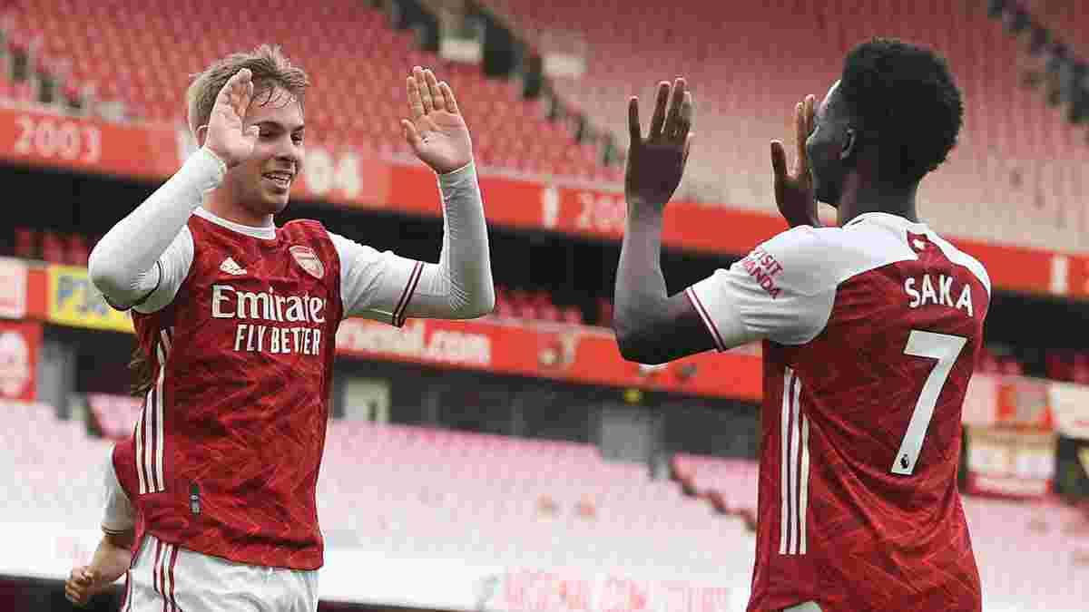 Арсенал близок к переподписанию открытия сезона