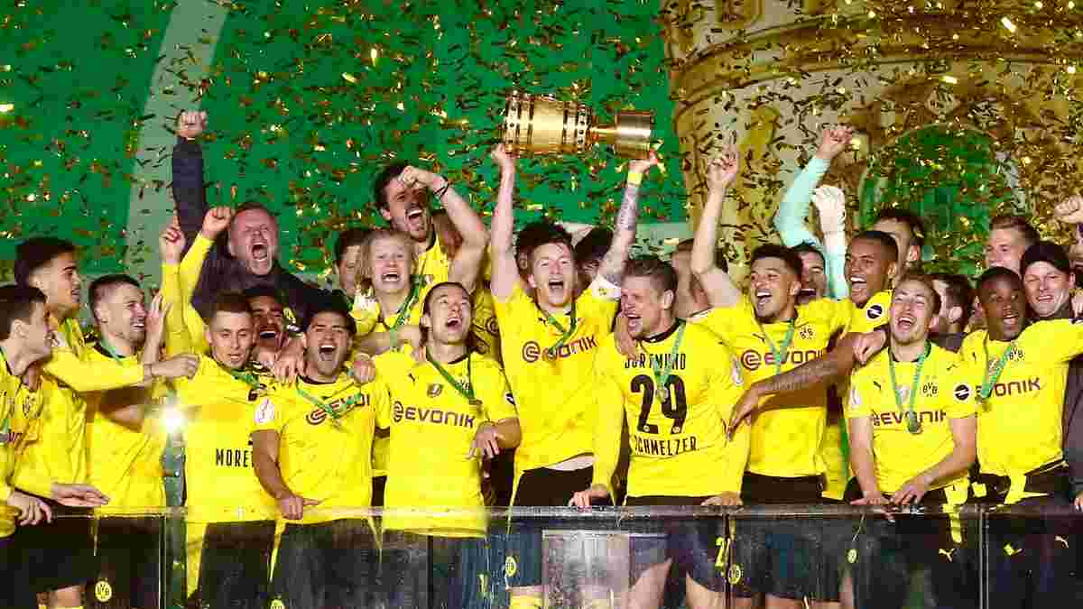 Борусія Д розгромила Лейпциг і взяла Кубок Німеччини – нещадні Санчо і Холанд, а Нагельсманн їде в Баварію безтрофейним