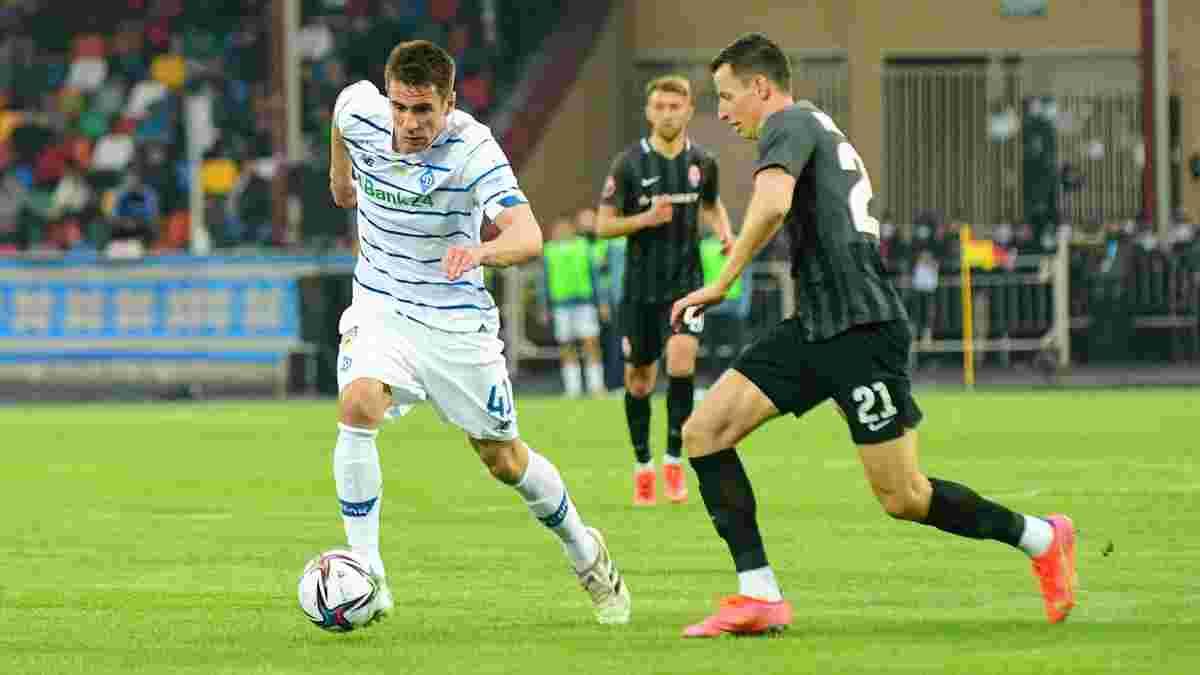 Бєсєдін – про слабку реалізацію в Динамо: У Лізі чемпіонів не забивають у очевидніших моментах