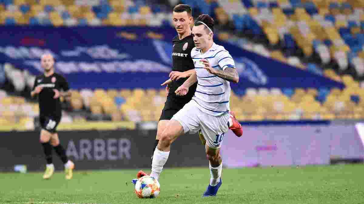 Шапаренко виділив головний козир Зорі, який міг завдати Динамо проблем у фіналі Кубка України
