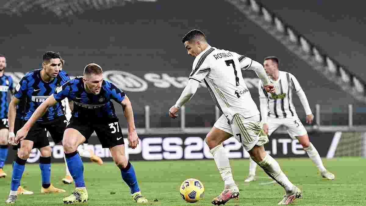 Каральні дербі Італії, фінал 150-річної марки якості та ще одне іспанське Класіко: топ-5 матчів євровікенду