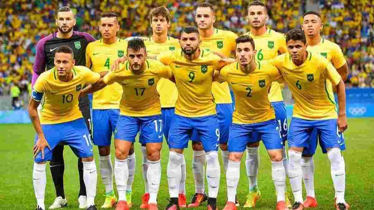 Бразилия обнародовала заявку на отборочные матчи к ЧМ-2022 – неожиданность из АПЛ и экс-звезда Шахтера