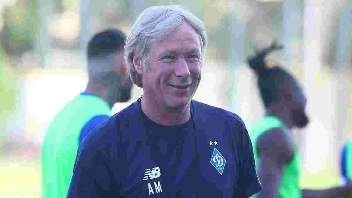 Михайличенко покинув Динамо – новим спортивним директором може стати інша легенда киян