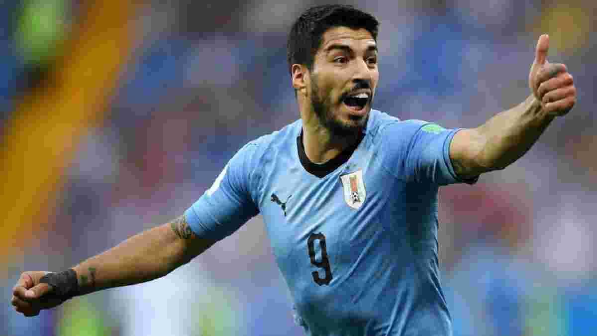 Суарес зізнався, коли завершить кар'єру у збірній Уругваю – у форварда попереду серйозні плани