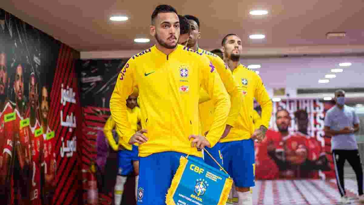 Жоден з гравців Шахтаря не викликаний до молодіжки Бразилії на останній збір перед Олімпіадою