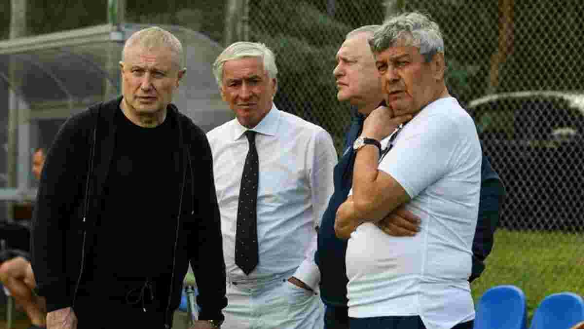 Луческу планує зустрітися із Суркісом для обговорення трансферів і підвищення зарплати гравцям