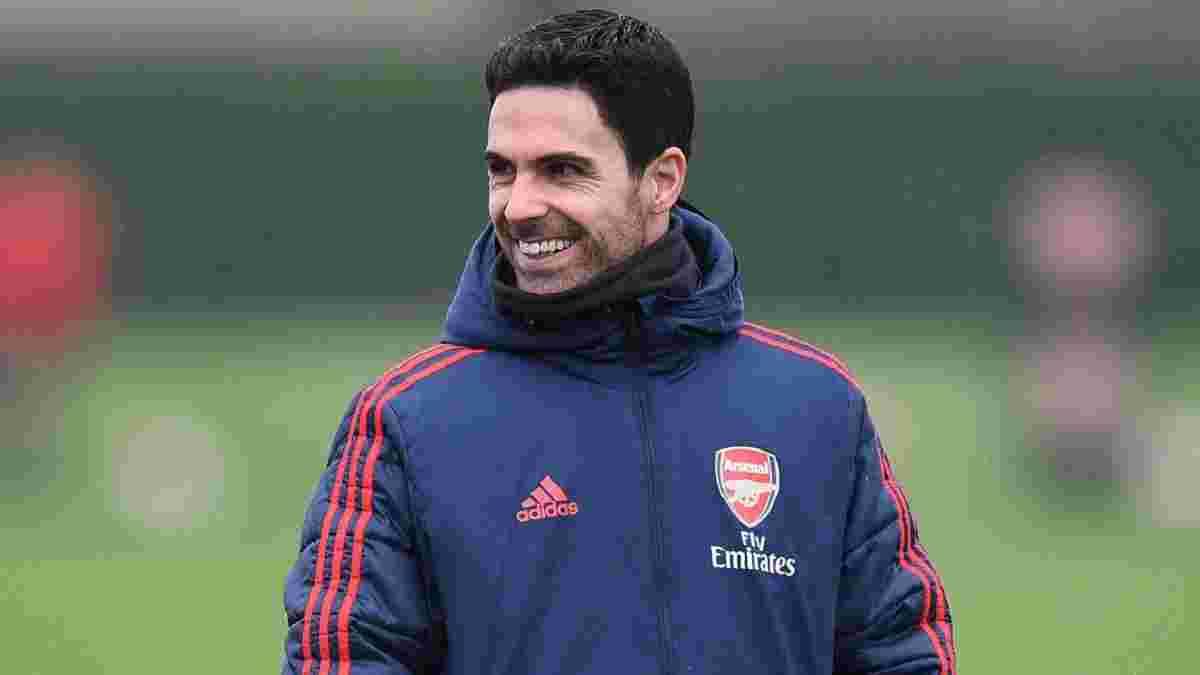 Артета продолжит работу в Арсенале в следующем сезоне, – журналист
